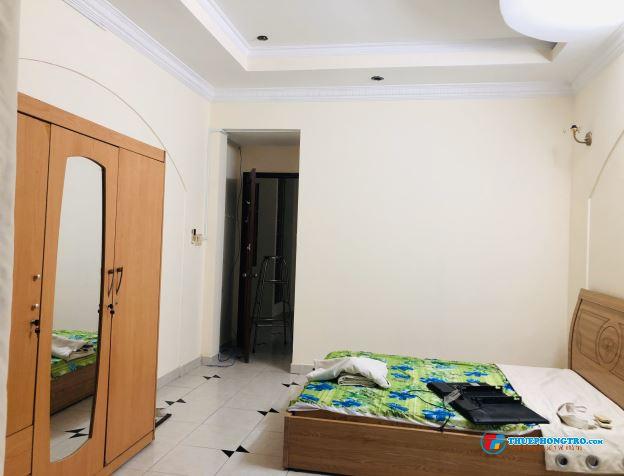 Chính chủ cho thuê phòng đầy đủ nội thất, DT 20m2, giá 5,6tr/tháng, đường Phan Đăng Lưu