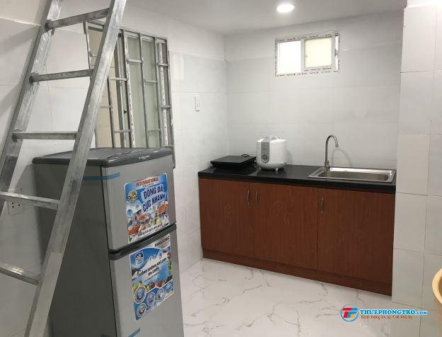 Phòng trọ cao cấp đầy đủ tiện nghi đường Nguyễn Xí