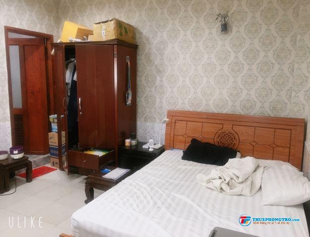 Phòng 35m2 đầy đủ tiện nghi trung tâm Phú Nhuận