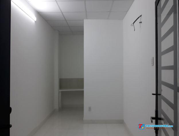 Cho thuê phòng trọ mới xây khu dân cư yên tĩnh