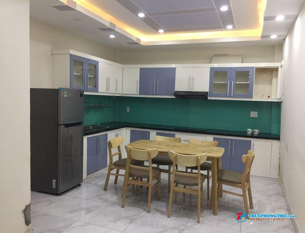 Ký túc xá cao cấp 131 Nguyễn Cửu Vân, Bình Thạnh