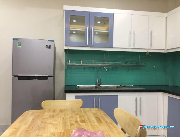 Ký túc xá quận Bình Thạnh ngôi nhà vui vẻ, giá sốc 1.3 triệu ak