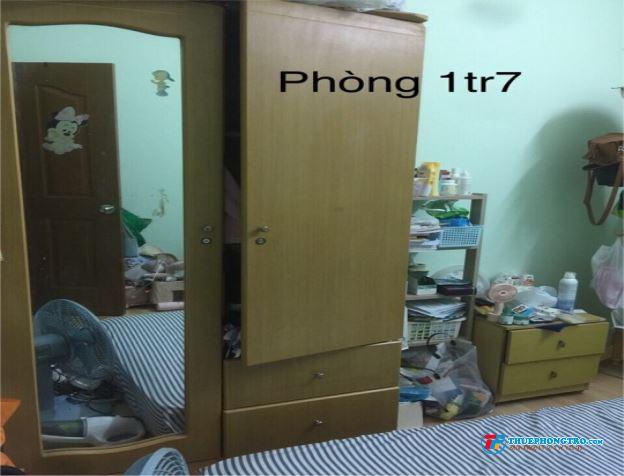 CHO THUE PHONG 1TR8 TRONG NHA NGUYEN CAN, HUYNH TAN PHAT QUAN 7