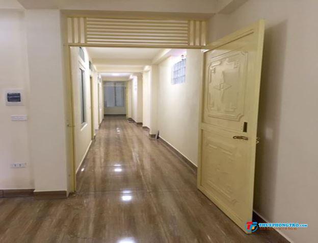 Cho thuê phòng dạng chung cư mini đường lạc long quân