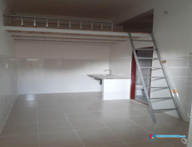 Cho thuê phòng trọ trong nhà trọ 3 tầng mới xây