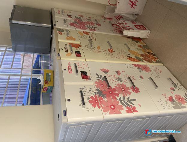 Công nghệ cao Q9 chỉ 500k/tháng ở ghép máy lạnh full nội thất bao tất cả chi phí
