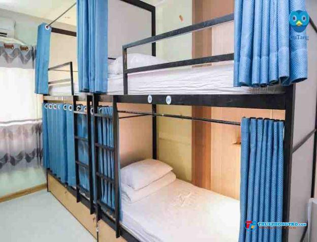 Phòng HomeStay KTX cao cấp máy lạnh 1,2tr,bao điện nước net. Gần ĐHCN Thực Phẩm