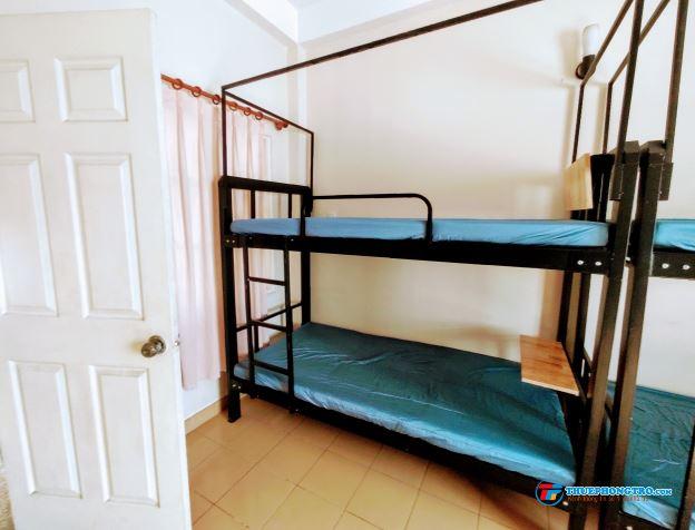 Phòng trọ ở ghép phường Phước Long B, quận 9 ( giảm 50% tháng đầu )
