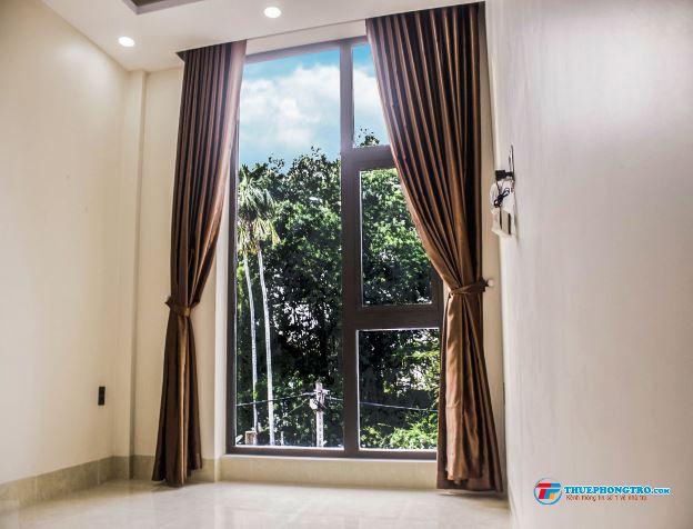 Phòng BAO ĐẸP, MỚI 100, có máy lạnh 85A Nguyễn Thượng Hiền, gần ĐH FPT