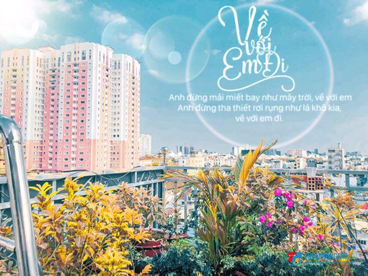 Căn hộ Quận 1, FULL NỘI THẤT, giá CỰC RẺ chỉ 3.8 triệu/tháng, đường Cô Giang, gần chợ Bến Thành