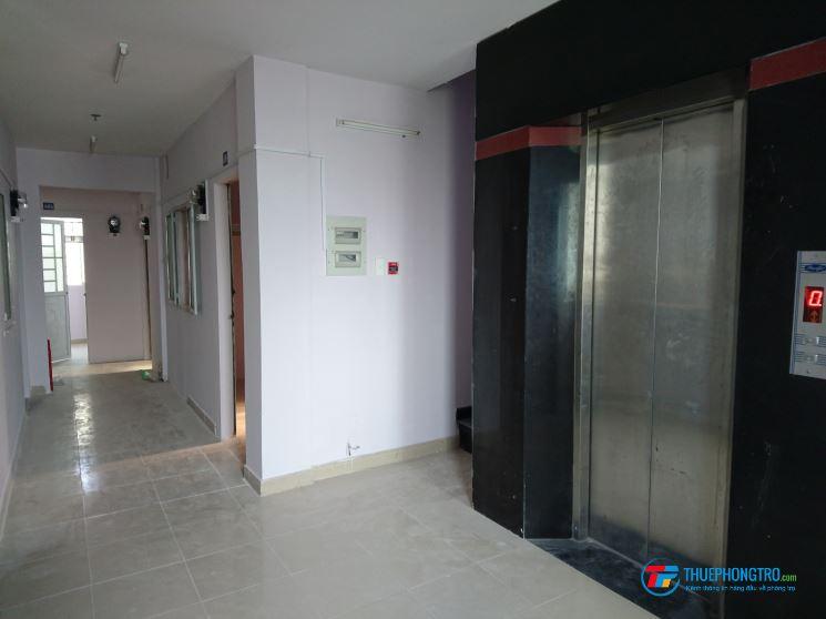 Phòng cho thuê máy lạnh, có gác, giờ tự do đường Lâm Văn Bền