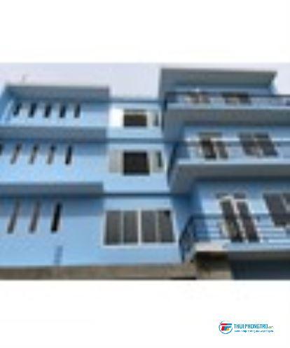 Phòng trọ mới xây, 24m2, có gác, kệ bếp, gần Trường Chinh