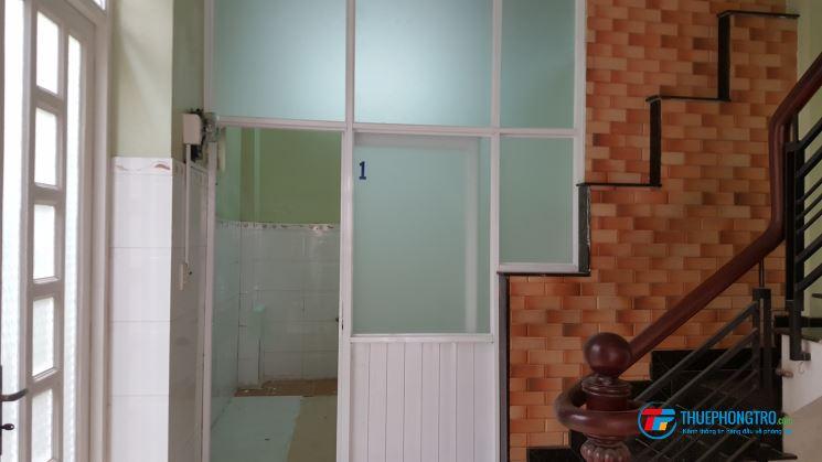Cho thuê phòng Hẻm 79/13A Trần Văn Đang, P.9, Q.3. 2.7Tr/Th