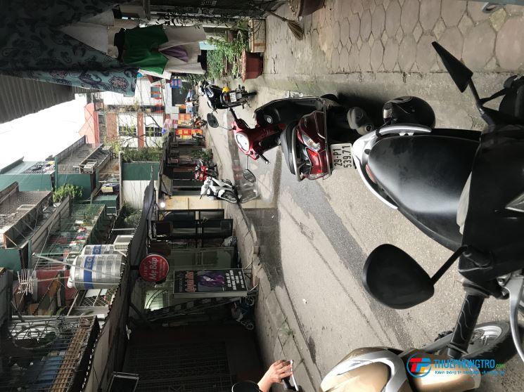 Nhà cho thuê khu vực Nhĩa Tân ,Cầu Giấy , Hà Nội