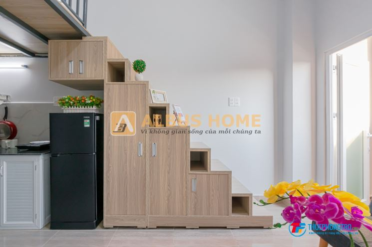 Căn hộ mini mới xây - nhiều ưu đãi - giá tốt
