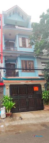 [Cho thuê nhà nguyên căn mặt tiền đường Nguyễn Văn Vĩnh, Quận Tân Bình]