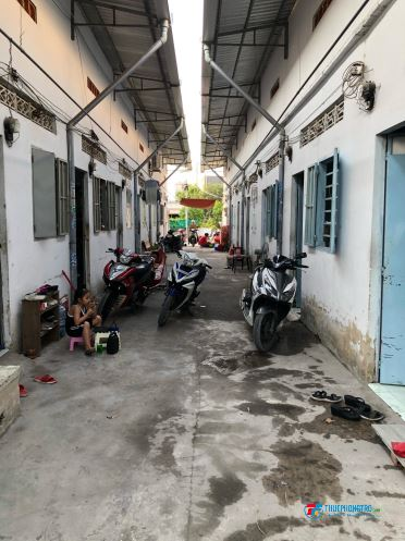 Phòng trọ mới xây huyện Hóc Môn