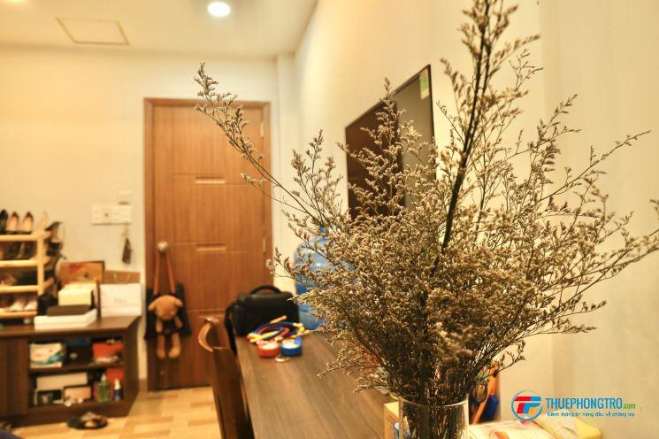 Phòng đẹp mặt tiền Giải Phóng quận Tân Bình
