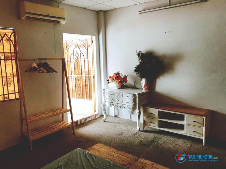phòng cho thuê đầy đủ tiện nghi quận 3