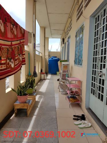 Phòng trọ 14/22m2 đường Điện Biên Phủ (gần Hutech, UEF) an ninh, trật tự, yên tĩnh