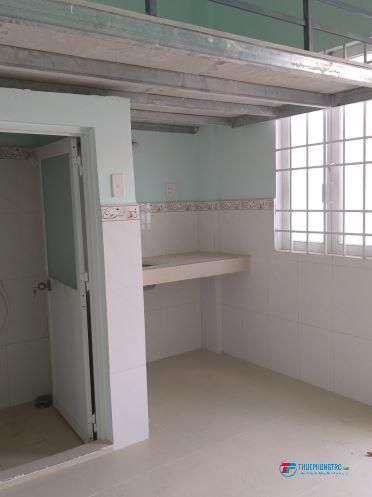 Phòng trọ Hà Huy Giáp Quận 12 có gác 20m2, thoải mái- thoáng mát- tự do