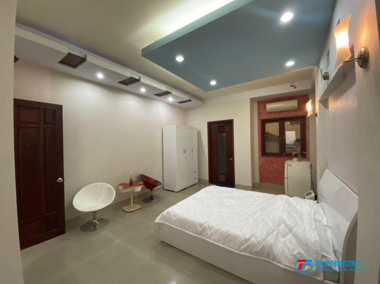 2 Phòng cho thuê đầy đủ tiện nghi cao cấp- Đường Bùi Hữu Nghĩa,Quận 5