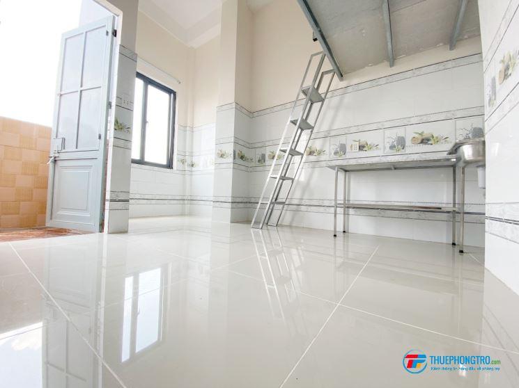 Cho thuê phòng trọ mới xây Phạm Văn Bạch -Tân Bình