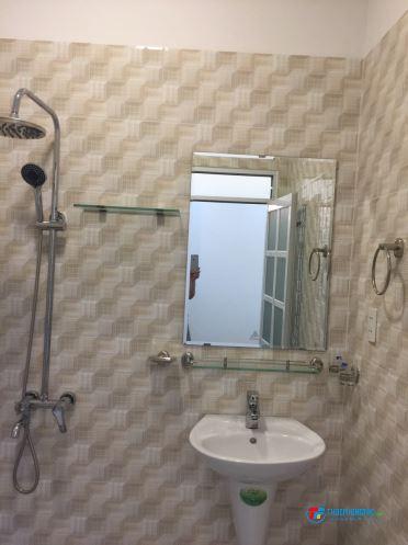Phòng sạch sẽ, yên tĩnh tại La Maison de Lumière