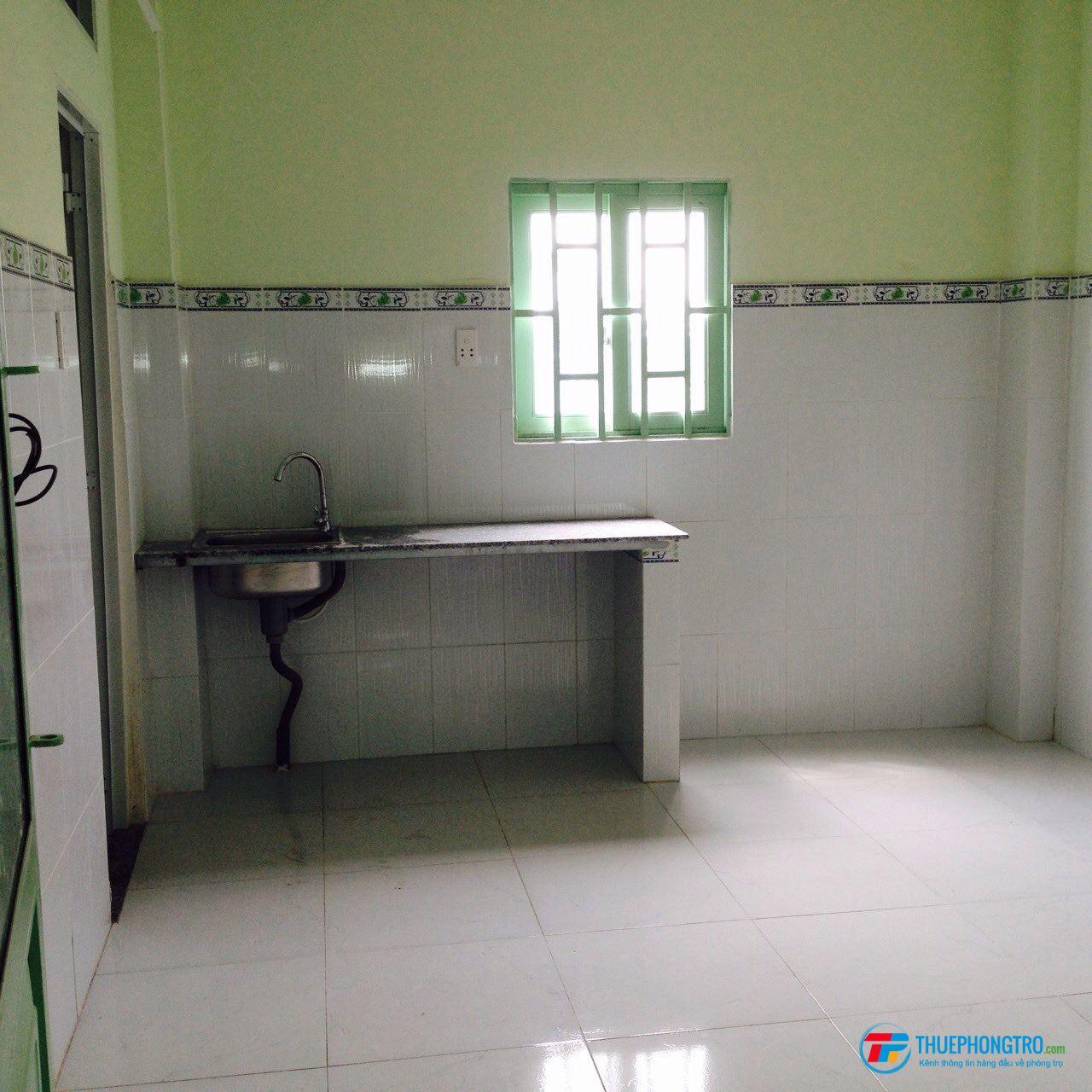 Cho thuê Phòng trọ quận 12 dành cho SV - NVVP, gần Gò Vấp