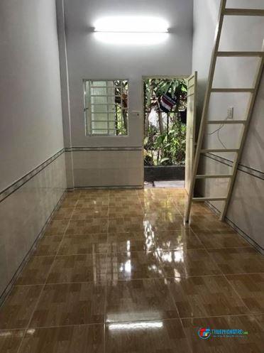 Cho thuê phòng trọ 31 m2, P. 11, Gò Vấp