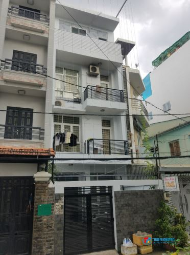 Phòng trọ cao cấp, Lê Văn Thọ, Gò Vấp 25m2