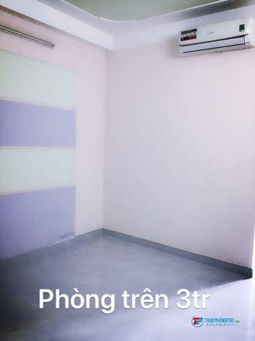 Phòng trọ p12, Gò Vấp.Ban công,Wc,máy lạnh