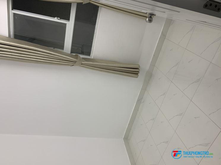 Share phòng chung cư có toilet riêng