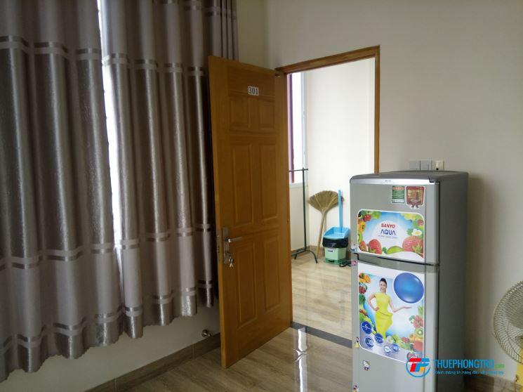 Căn Hộ Mini Full Nội Thất,có Bếp Ngay Đường 15 TRần Não Quận 2