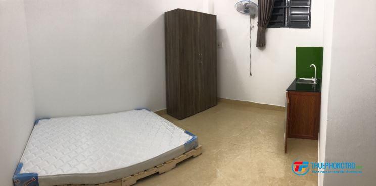 Phòng Full Nội Thất tại Lý Thường Kiệt - Nhà Mới Xây 100%
