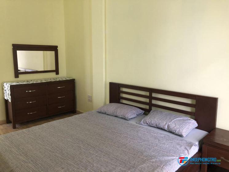 Chung cư mini mới tinh chỉ 3,8tr full đồ nội thất, điện nước giá rẻ tại Nam Từ Liêm