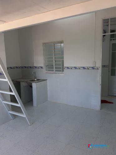 Phòng trọ gác lửng, kệ bếp, wc riêng gần Cao đẳng Nam Sài Gòn quận 8