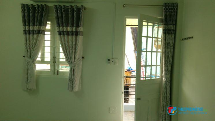 Phòng máy lạnh đầy đủ tiện nghi, sạch sẽ, thoáng mát, an ninh, yên tĩnh