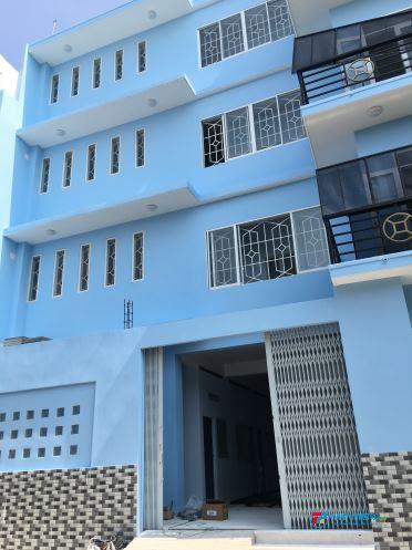 Phòng trọ 18m2 có gác, kệ bếp gần Quang Trung (Chợ Cầu)