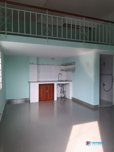 Phòng máy lạnh, có gác, 860/59 Huỳnh Tấn Phát
