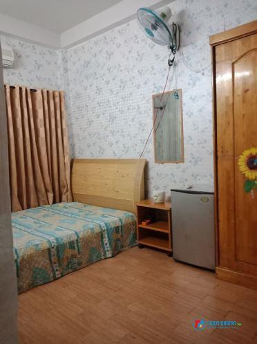 Phòng mới đẹp,  thoáng mát đủ tiện nghi cho thuê