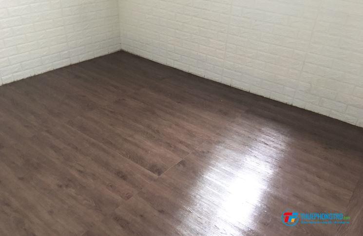 Cho thuê phòng trọ thoáng mát sàn gỗ ngay đại học cảnh sát Thủ Đức