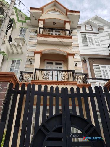 Cho thuê nhà nguyên căn cuối Lê Đức Thọ, Gò Vấp - 4PN 3WC