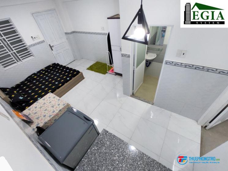 LeGiaSystem cho thuê phòng ở Tân Bình đủ nội thất