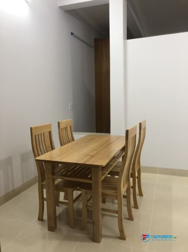 Cho thuê phòng trọ ở lầu 1 hoặc lầu 2