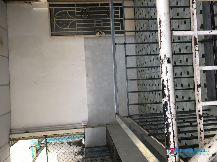 Phòng trọ 30m2 đường Kỳ Đồng,Quận 3