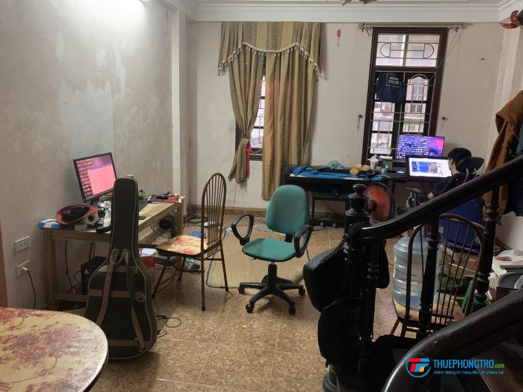 Cho thuê nhà nguyên căn 4 tầng, Phan Đình Giót, Hà Đông