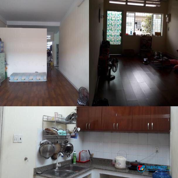 Nhà chung cư rất thỏa mái và thuận tiện, giá ở ghép lại rất rẻ ( 1.060.000 đ / người )