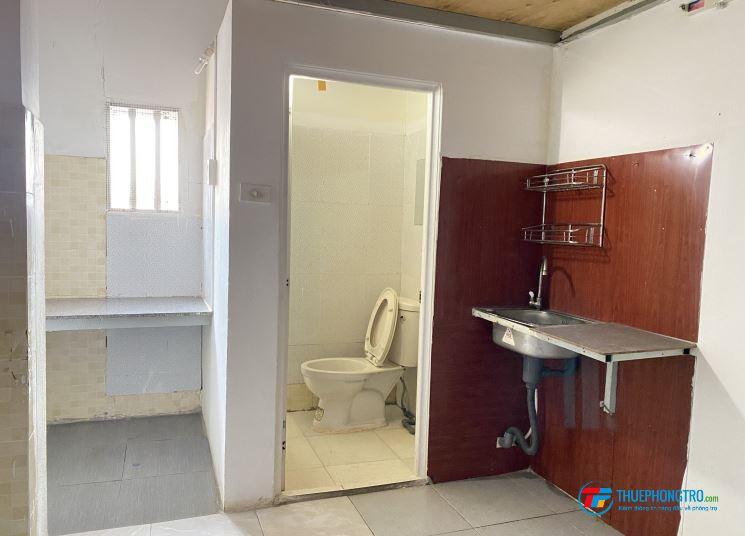 Cho thuê phòng trọ có gác 18m2, đường Cộng Hòa Tân Bình