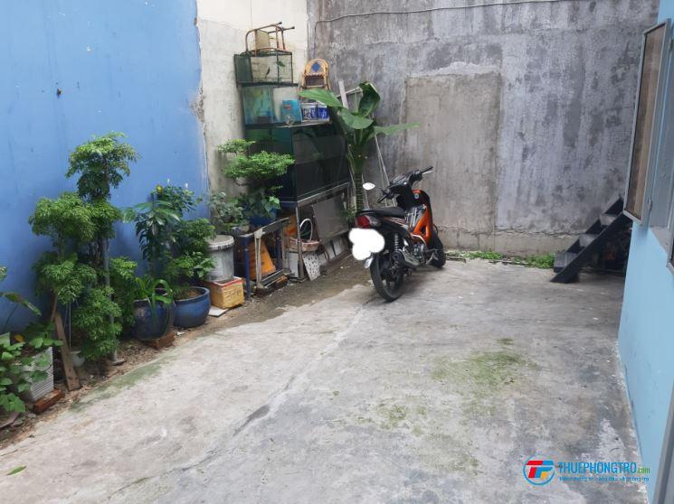 Cho thuê phòng trọ Lũy Bán Bích, Tân Phú